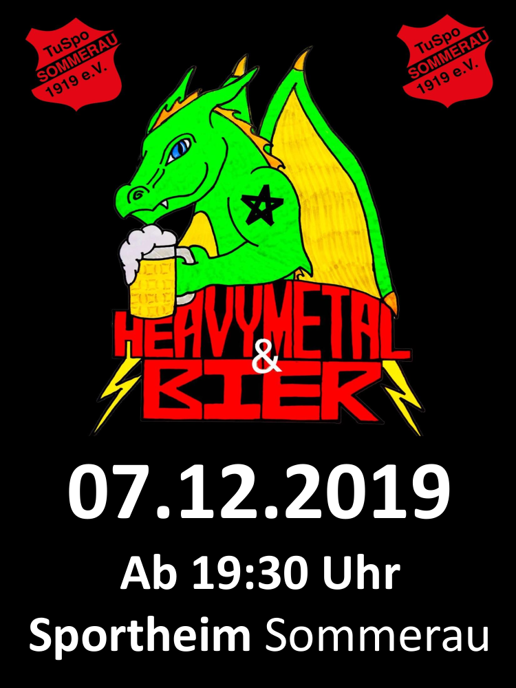 Heavy Metal und Beer